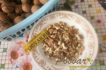 Слойки с орехами из слоёного теста Шаг 1 (картинка)