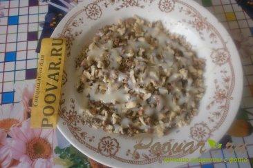 Слойки с орехами из слоёного теста Шаг 2 (картинка)