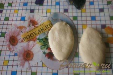 Жареные пирожки с яблоками и грушами Шаг 13 (картинка)