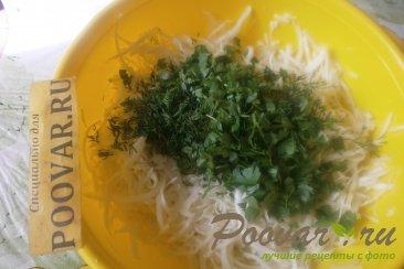 Салат из белокочанной капусты с сыром Шаг 7 (картинка)