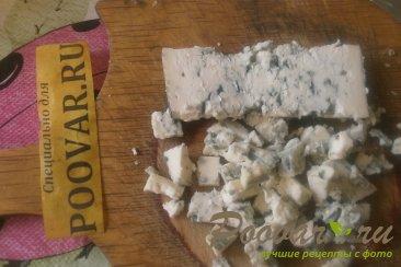 Салат из белокочанной капусты с сыром Шаг 9 (картинка)