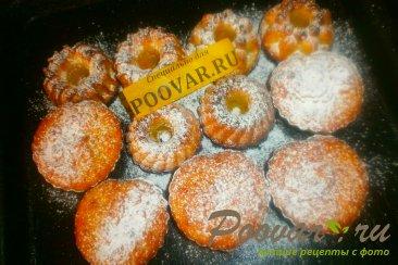 Яблочно - морковные кексы Шаг 12 (картинка)