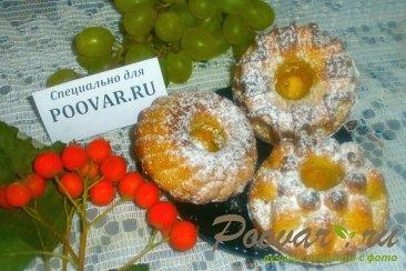 Яблочно - морковные кексы Шаг 13 (картинка)