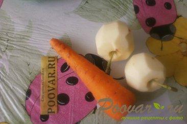 Яблочно - морковные кексы Шаг 5 (картинка)
