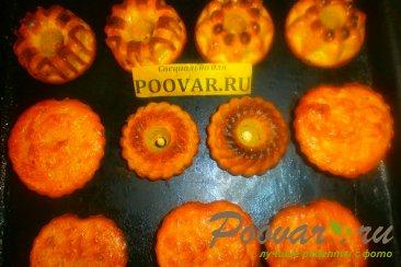 Яблочно - морковные кексы Шаг 11 (картинка)