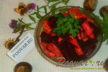 Салат из свёклы и курицы Шаг 13 (картинка)