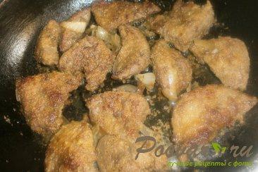 Салат из печени и свёклы Шаг 13 (картинка)