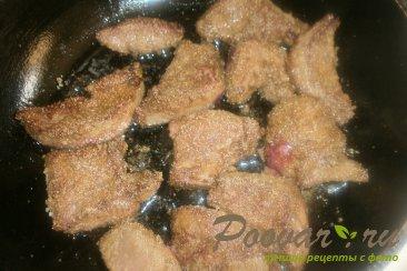 Салат из печени и свёклы Шаг 7 (картинка)