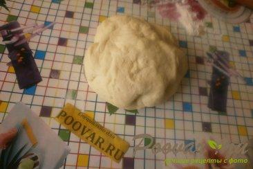 Пирожки с грибами и сыром в духовке Шаг 8 (картинка)