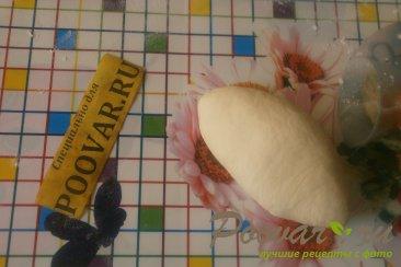 Пирожки с грибами и сыром в духовке Шаг 13 (картинка)
