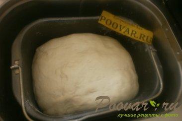 Пирожки с грибами и сыром в духовке Шаг 6 (картинка)