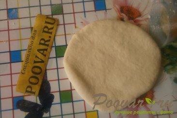 Пирожки с грибами и сыром в духовке Шаг 10 (картинка)