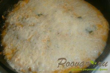 Омлет с тыквой и сыром Шаг 11 (картинка)
