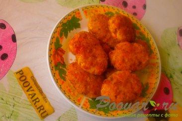 Котлеты из индейки с морковью Шаг 14 (картинка)