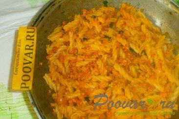 Макароны по-флотски с томатной пастой Шаг 14 (картинка)