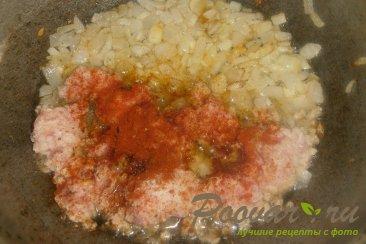 Макароны по-флотски с томатной пастой Шаг 6 (картинка)