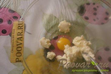 Тёртый пирог с абрикосами Шаг 2 (картинка)