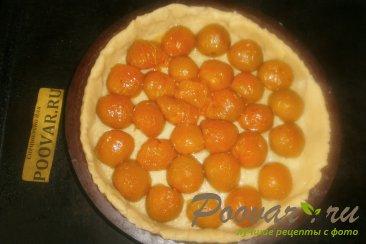 Тёртый пирог с абрикосами Шаг 11 (картинка)