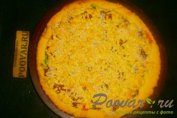 Тёртый пирог с абрикосами Шаг 15 (картинка)