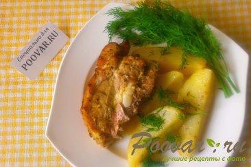Свиная грудинка запечённая с картофелем Шаг 13 (картинка)