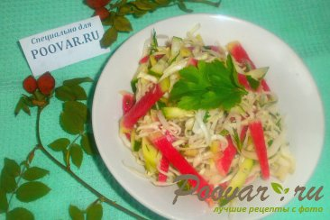 Салат с красной редькой Ред Мит Изображение