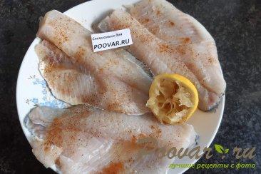 Рыба жареная на сковороде Шаг 4 (картинка)