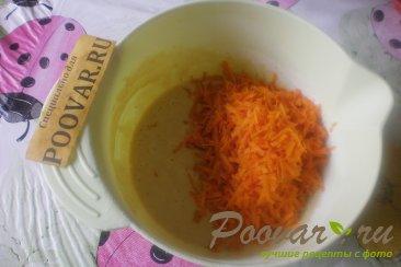 Шарлотка с морковью Шаг 6 (картинка)
