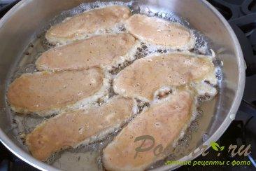 Шницель из куриного филе Шаг 8 (картинка)