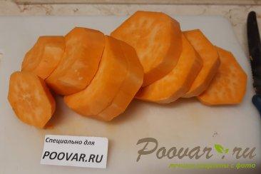 Овощи запеченные в духовке Шаг 2 (картинка)