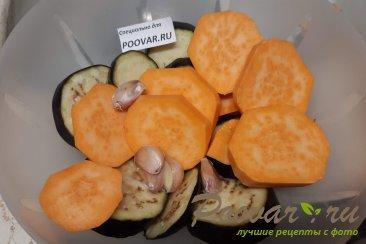 Овощи запеченные в духовке Шаг 5 (картинка)