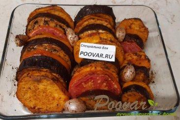 Овощи запеченные в духовке Шаг 9 (картинка)