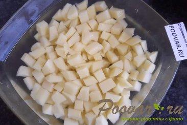 Куриный суп с перловкой Шаг 8 (картинка)