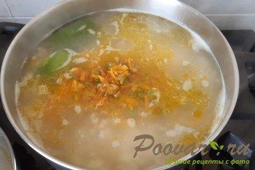 Куриный суп с перловкой Шаг 11 (картинка)