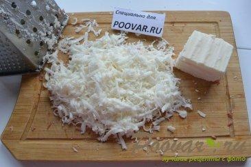 Картофельные оладьи с мясом и сыром Шаг 4 (картинка)