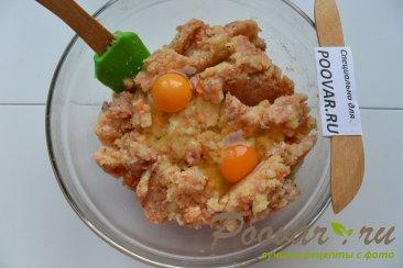 Картофельные оладьи с мясом и сыром Шаг 7 (картинка)