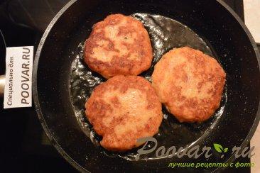 Картофельные оладьи с мясом и сыром Шаг 11 (картинка)