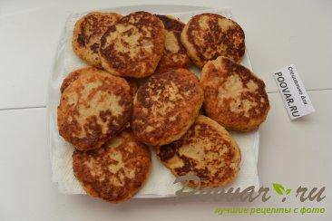 Картофельные оладьи с мясом и сыром Шаг 12 (картинка)
