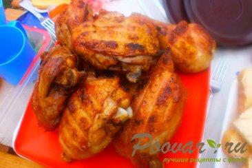 Запечённая курица на  мангале Шаг 14 (картинка)