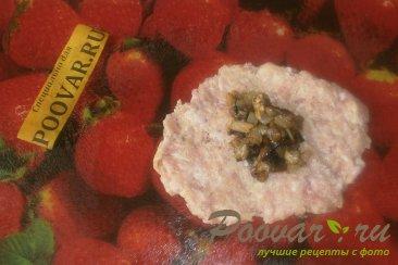 Мясные зразы с луком и грибами Шаг 10 (картинка)