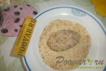 Гречневые котлеты с картофелем Шаг 8 (картинка)