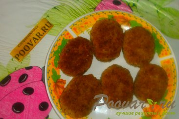 Гречневые котлеты с картофелем Шаг 12 (картинка)