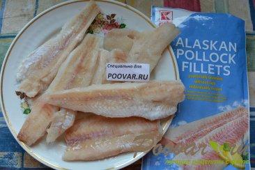 Жареное филе рыбы на сковороде Шаг 1 (картинка)