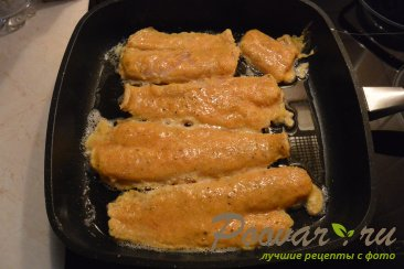 Жареное филе рыбы на сковороде Шаг 7 (картинка)