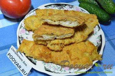 Жареное филе рыбы на сковороде Шаг 9 (картинка)