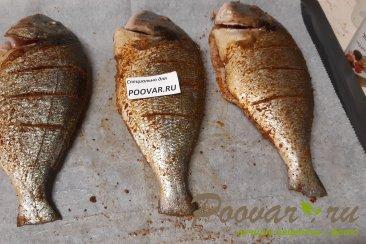 Рыба запеченная в духовке целиком Шаг 4 (картинка)