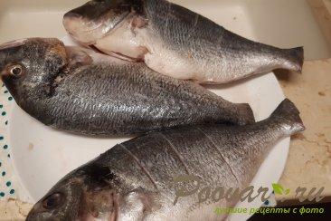Рыба запеченная в духовке целиком Шаг 2 (картинка)