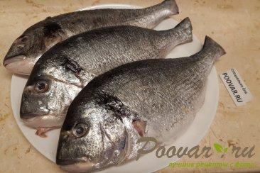 Рыба запеченная в духовке целиком Шаг 1 (картинка)