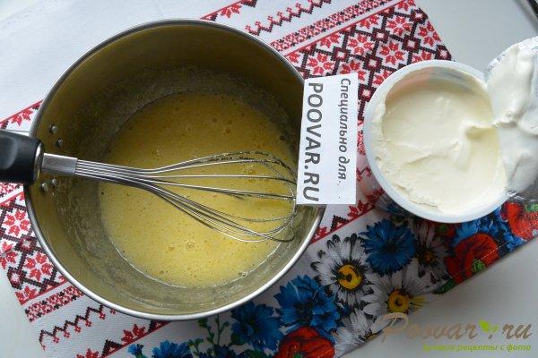 Крем пломбир для торта Шаг 2 (картинка)