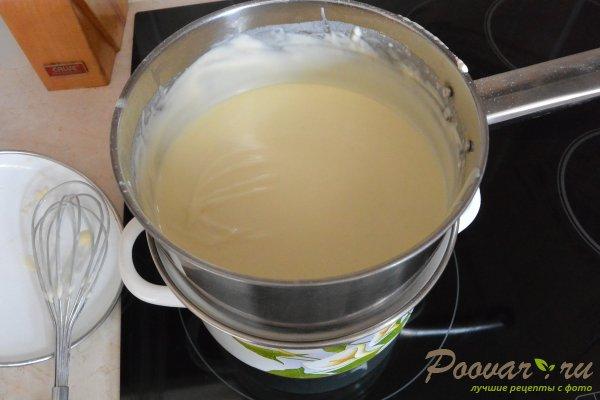 Крем пломбир для торта Шаг 6 (картинка)