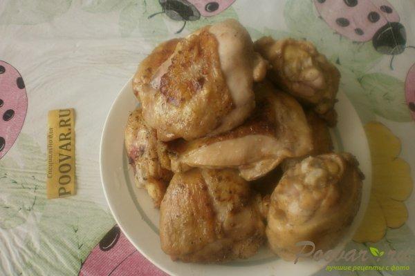 Куриные бёдрышки запечённые в духовке Шаг 7 (картинка)